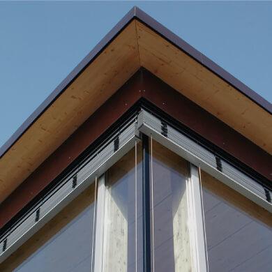 Zimmerei für konstruktiven Holzbau
