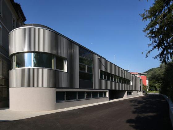 Baumeister für Sanatorium Innsbruck