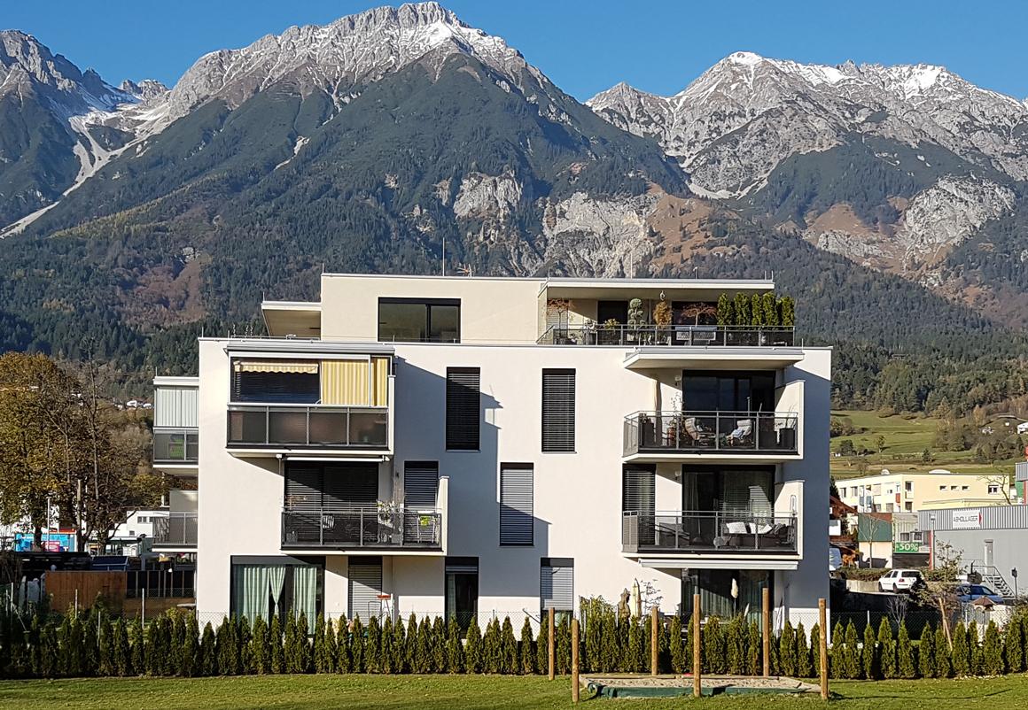 Wohnanlage in Neu-Arzl