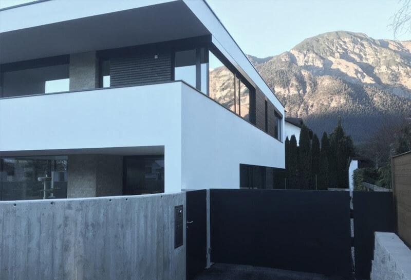 Fassaden von HUTER & SÖHNE