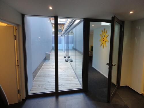 Metallbau für Hotel Granat Sölden von HTUER & SÖHNE