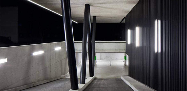 Metallbau für Zentralbauhof in Innsbruck