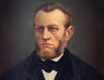 Firmengründern Johann Huter